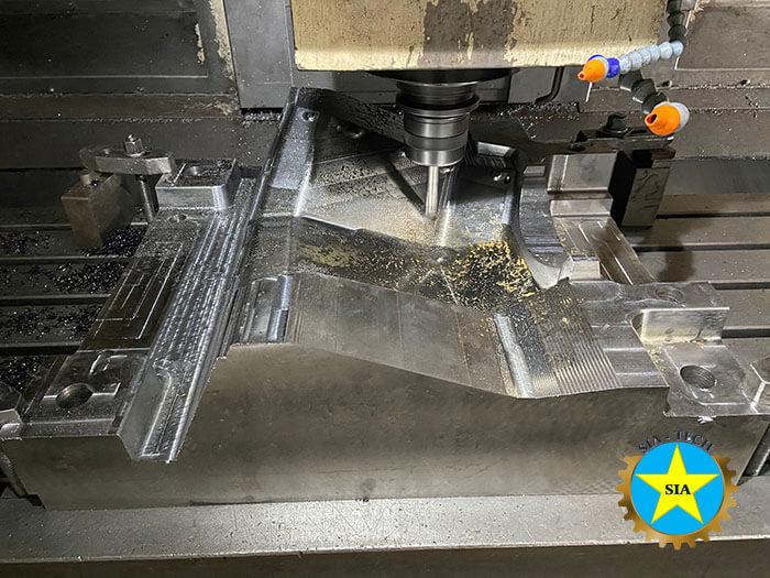 Gia công cơ khí CNC chính xác