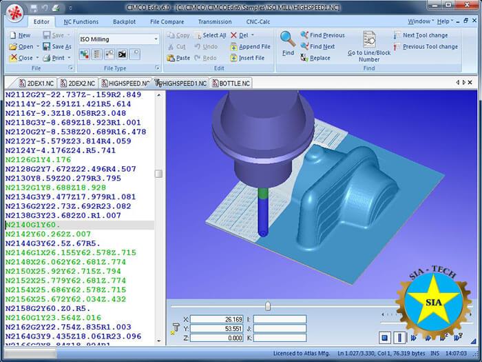 Hướng dẫn lập trình CNC
